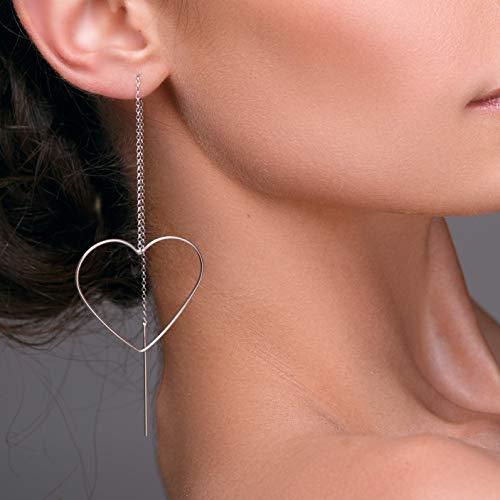 Statement earrings by Emmanuela